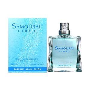 アランドロン ALAIN DELON サムライ ライト EDT SP 100ml メンズ 【香水フレグランス】|parfumearth