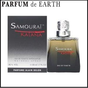 アランドロン ALAIN DELON サムライ カタナ 刀 EDT SP 50ml 【香水フレグランス】 parfumearth