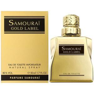 アランドロン ALAIN DELON サムライ ゴールドレーベル EDT SP 50ml 【香水フレグランス 新生活】|parfumearth