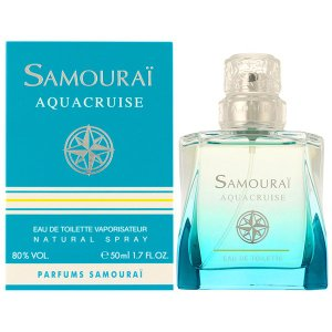 アランドロン ALAIN DELON サムライ アクアクルーズ EDT SP 50ml Samourai aquacruise 【香水フレグランス 新生活】|parfumearth