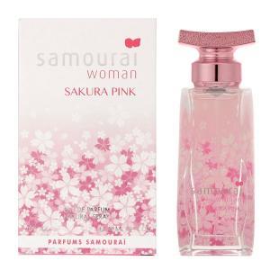 サムライ Samourai サムライウーマン サクラピンク EDP SP 40ml SAKURA PINK 【香水フレグランス】|parfumearth