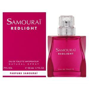 サムライ SAMOURAI レッドライト EDT SP 50ml REDLIGHT 【香水 メンズ】|parfumearth