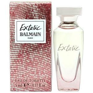 バルマン BALMAIN エクスタティック EDT BT 5ml Extatic【ミニ香水 ミニボトル】 【香水フレグランス】|parfumearth