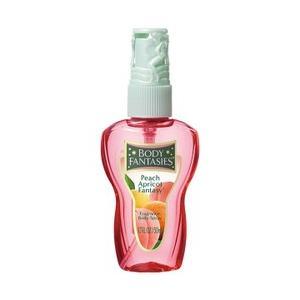 ボディファンタジー コスメ ボディスプレー ピーチアプリコット 50ml 【香水 フレグランス】|parfumearth