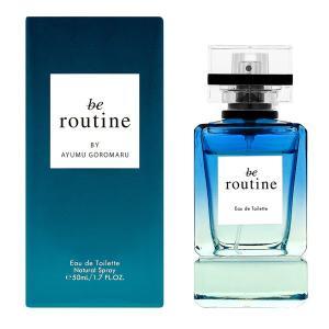 ビー ルーティーンエンハンスネイビー オードトワレ EDT SP 50ml Be routine Enhance Navy 送料無料 【香水フレグランス】【父の日 ギフト】|parfumearth