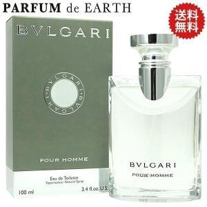 香水 メンズ 送料無料 ブルガリ BVLGARI ブルガリ プールオム EDT SP 100ml|parfumearth