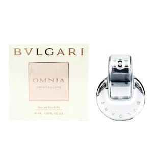 ブルガリ BVLGARI オムニア クリスタリン EDT SP 40ml 【香水フレグランス】|parfumearth
