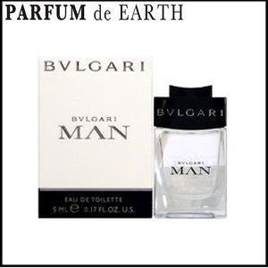 ブルガリ BVLGARI ブルガリ マン EDT BT 5ml ミニ香水 ボトル 香水 メンズ 【香水フレグランス】【父の日 ギフト】|parfumearth