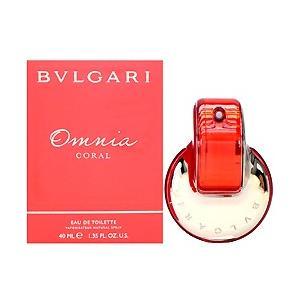 ブルガリ BVLGARI オムニア コーラル EDT SP 40ml 【香水フレグランス】|parfumearth