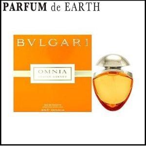 ブルガリ BVLGARI オムニア ガーネット EDT SP 25ml ジュエルチャーム 【香水フレグランス】|parfumearth