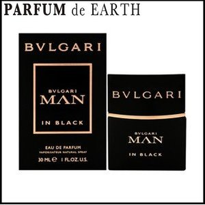 ブルガリ BVLGARI ブルガリ マン イン ブラック EDP SP 30ml 香水 メンズ 【香水フレグランス】【父の日 ギフト】|parfumearth