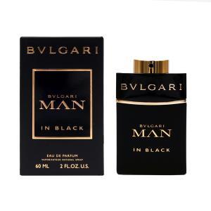 ブルガリ BVLGARI ブルガリ マン イン ブラック EDP SP 60ml 香水 メンズ 【香水フレグランス】【父の日 ギフト】|parfumearth