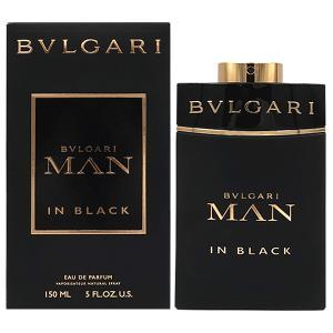 ブルガリ BVLGARI ブルガリ マン イン ブラック EDP SP 150ml 送料無料【香水 メンズ】|parfumearth