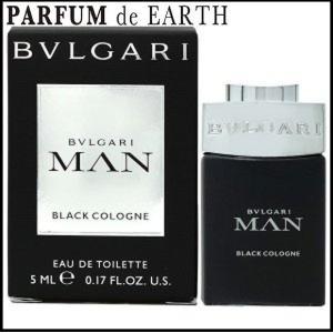 ブルガリ BVLGARI ブルガリ マン ブラック コロン EDT BT 5ml Bvlgari Man Black Cologne 【香水 メンズ】|parfumearth