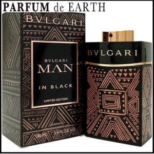 ブルガリ ブルガリ マン イン ブラック エッセンス EDP SP 100ml BVLGARI Man In Black Essence 香水 メンズ 【香水フレグランス】【父の日 ギフト】|parfumearth