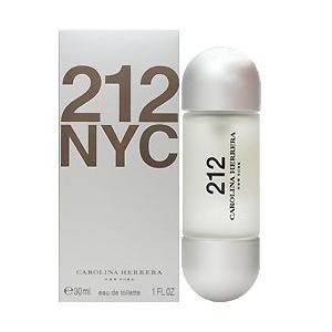 キャロライナ・ヘレラ 212 EDT SP 30ml 【香水 レディース】 【香水フレグランス】|parfumearth