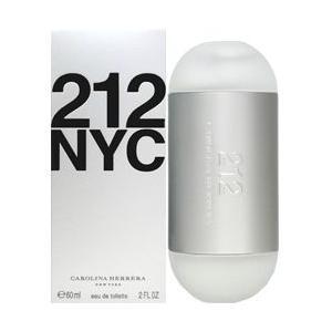 キャロライナ・ヘレラ 212 EDT SP 60ml 【香水フレグランス】|parfumearth
