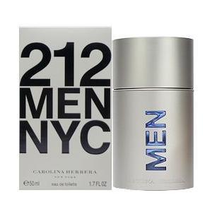 キャロライナ・ヘレラ 212 フォーメン EDT SP 50ml 【香水フレグランス】|parfumearth