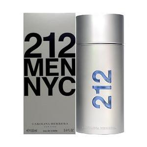 キャロライナ ヘレラ 212 フォーメン EDT SP 100ml 【香水フレグランス 母の日 ギフト】|parfumearth