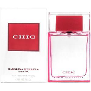 キャロライナ ヘレラ シック EDP SP 80ml Carolina Herrera CHIC 【香水フレグランス】|parfumearth