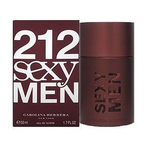 キャロライナ ヘレラ 212 セクシー メン EDT SP 50ml 【香水フレグランス】【父の日 ギフト】|parfumearth