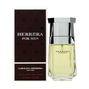 《アウトレット》キャロライナ・ヘレラ ヘレラ フォーメン EDT SP 50ml 【香水フレグランス 新生活】|parfumearth