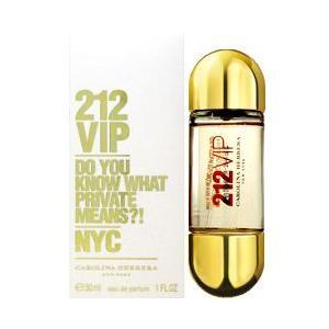 キャロライナ ヘレラ 212 VIP EDP SP 30ml 【香水フレグランス】|parfumearth
