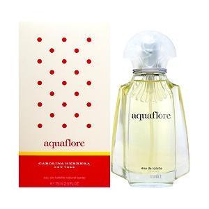 《アウトレット》 キャロライナ ヘレラ アクア フローレ EDT SP 75ml 【ポイント10倍】 【香水フレグランス】|parfumearth