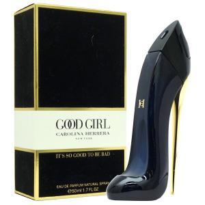 キャロライナ CAROLINA HERRERA グッドガール EDP SP 50ml 【送料無料】 GOOD GIRL  【香水フレグランス】|parfumearth