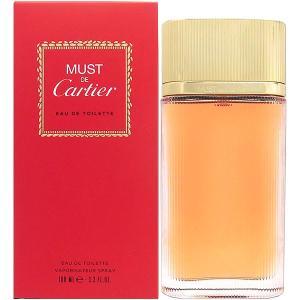 カルティエ マスト デ カルティエ EDT SP 100ml 【香水フレグランス 母の日 ギフト】|parfumearth