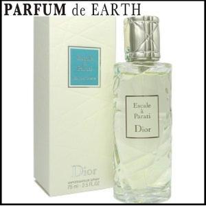クリスチャン ディオール CHRISTIAN DIOR エスカル ア パラティ EDT SP 75ml Escale A PARATI 【香水フレグランス】|parfumearth