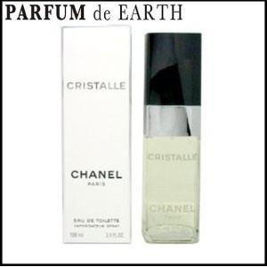 シャネル CHANEL クリスタル EDT SP 100ml 【香水フレグランス】|parfumearth