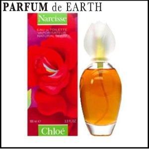 クロエ Chloe ナルシス EDT SP 100ml CHLOE 【香水 レディース】 【香水フレグランス 母の日 ギフト】|parfumearth
