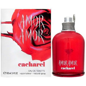 【キャシャレル】 アムールアムール EDT SP 100ml 【香水フレグランス】|parfumearth