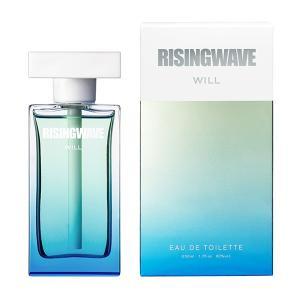 ライジングウェーブ RISINGWAVE ウィル EDT SP 50ml  送料無料 WILL【香水フレグランス】【父の日 ギフト】|parfumearth