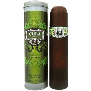 キューバ CUBA キューバ グリーン EDT SP 100ml CUBA GREEN FOR MEN 【香水フレグランス】【父の日 ギフト】|parfumearth