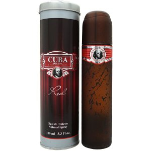キューバ CUBA キューバ レッド EDT SP 100ml CUBA RED FOR MEN 【香水フレグランス】【父の日 ギフト】|parfumearth