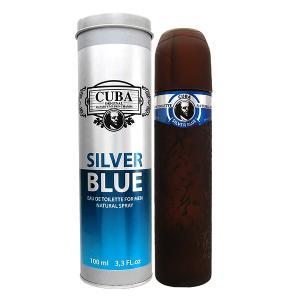 キューバ シルバー ブルー EDT SP 100ml 【香水フレグランス】【父の日 ギフト】|parfumearth