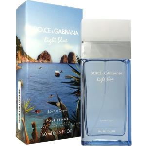 ドルチェ&ガッバーナDOLCE&GABBANA ライトブルー ラブ イン カプリ EDT SP 50ml Light Blue Love in Capri Eau de toilette 【香水フレグランス 新生活】|parfumearth
