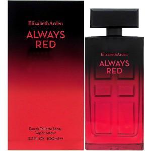 エリザベスアーデン オールウェイズ レッド EDT SP 100ml 【香水フレグランス】|parfumearth