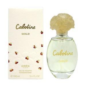 グレ カボティーヌ ゴールド EDT SP 100ml 【香水フレグランス 母の日 ギフト】 parfumearth