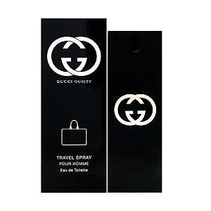 グッチ GUCCI ギルティ プールオム トラベルスプレー EDT SP 30ml 【香水フレグランス 新生活】|parfumearth