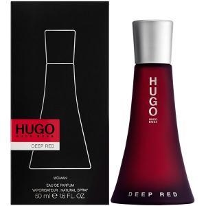 ヒューゴ・ボス ディープ レッド EDP SP 50ml 【香水フレグランス 新生活】|parfumearth