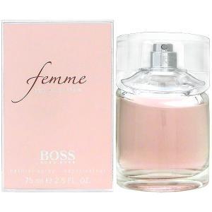 【ヒューゴ ボス】 ボス ファム EDP SP 75ml 【香水フレグランス 新生活】|parfumearth