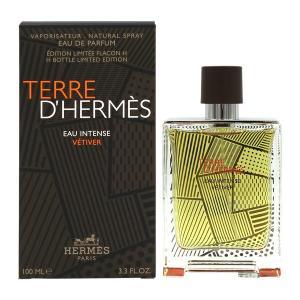 エルメス HERMES テール ド エルメス オーインテンス ベチバー リミテッドエディション 2020 EDP SP 100ml【送料無料】 【香水 メンズ】|parfumearth