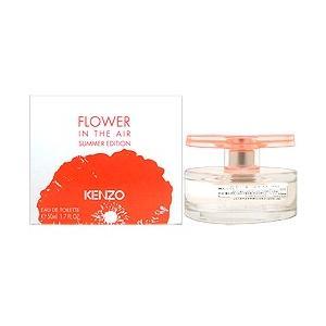 ケンゾー フラワー エア サマー EDT SP 50ml 【香水フレグランス】|parfumearth