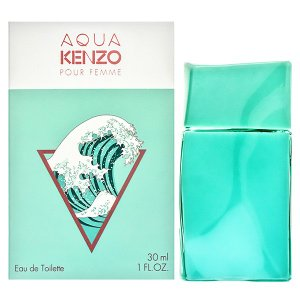 ケンゾー KENZO アクアケンゾー オーデ トワレ EDT SP 30ml Aqua Kenzo Pour Femme 【香水フレグランス】|parfumearth