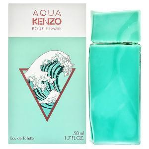 ケンゾー KENZO アクアケンゾー オーデトワレ EDT SP 50ml Aqua Kenzo Pour Femme 【香水フレグランス】|parfumearth