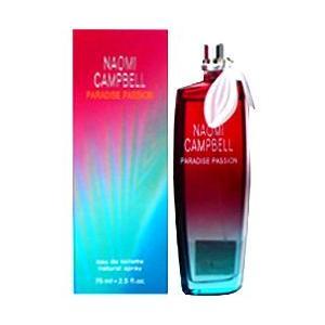 《アウトレット》ナオミ・キャンベル パラダイス パッション EDT SP 75ml 【香水フレグランス】|parfumearth