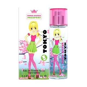パリスヒルトン パスポート 東京 EDT SP 30ml 【香水フレグランス】|parfumearth